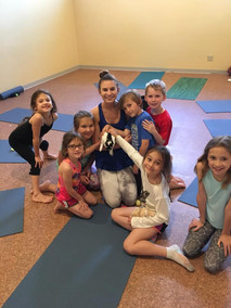 How yoga can impact a child's well-being