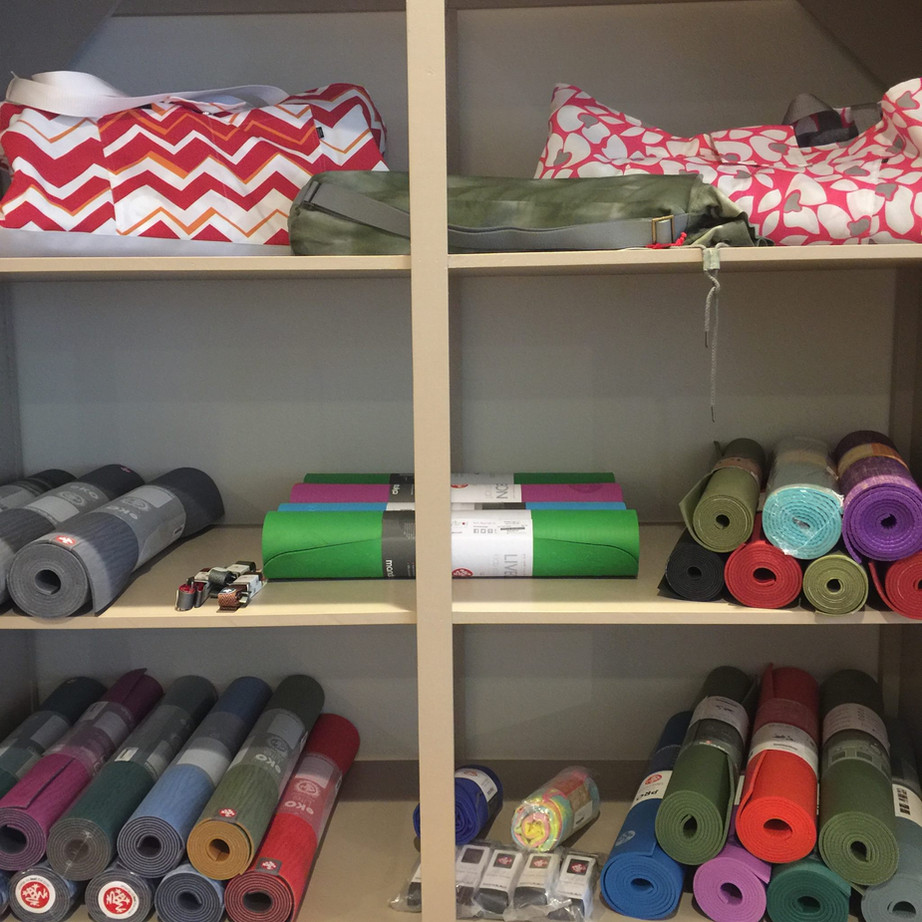 Finding A Mat For Your Yoga Practice