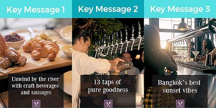 Qiva Hello Social Key Messages