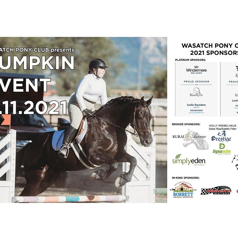 Pumpkin Event - 2021