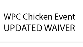 Chicken Event - Updated Waiver