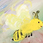 bee from Creative Children Like the Anim