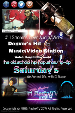 Music Radio  Station Flyer  (1)