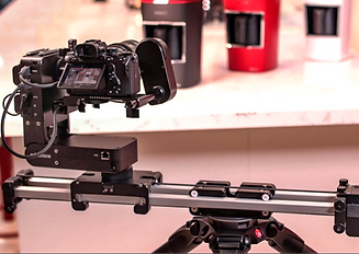 motion control for product videos