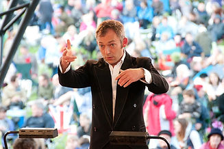 Charles Hazlewood conducting in a video produced by Flying Tiger Productions for Orchestra in a Field.jpg