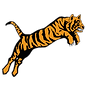 Flying Tiger Productions Logo