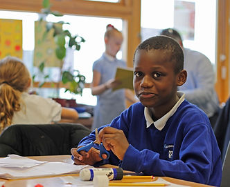 School Photography for Moathouse Primary School, Coventry