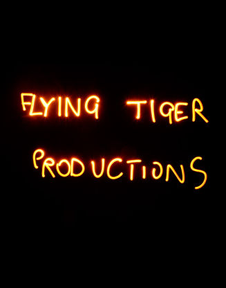 Flying Tiger Productions as light painting