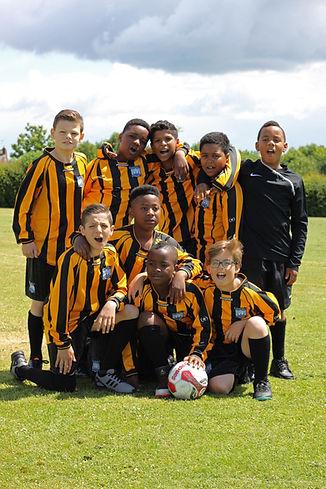 Moathouse football team optimised