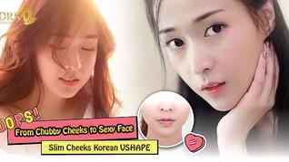 KOREAN Face is VSHAPE face!