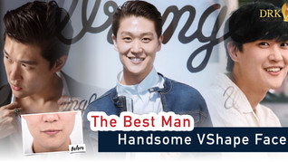 Thai Actor Mr. S' VSHAPE look for chiseled cheeks like Korean