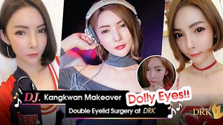 Korean Eyes by Thai doctor at DRK