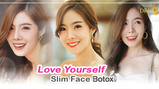 Beauty without Surgery, Slender Cheeks through Botox by DRK