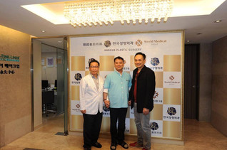 Dr. Kolwach meets Korean Surgeons