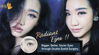 Glowing Eyes: Expressive and Defined Eyelids by DRK