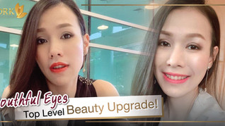 Do you feel old because of the shape of your eyes? Double Eyelid definitely changes my boring eyes t