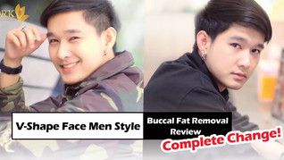 The best way to achieve the chiseled man face. Masculine face has no chubby cheeks!