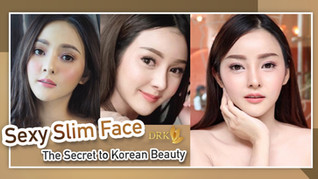 Korean Beauty through Buccal Fat Removal and Double Chin Liposuction