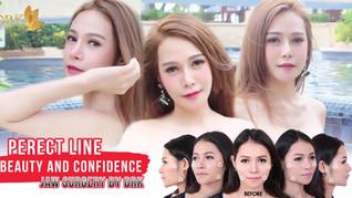 V-Line Korean Style Face Balance by DRK