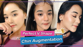 How to be Korean in one cosmetic surgery? The VShape Face from DRK can make it happen!
