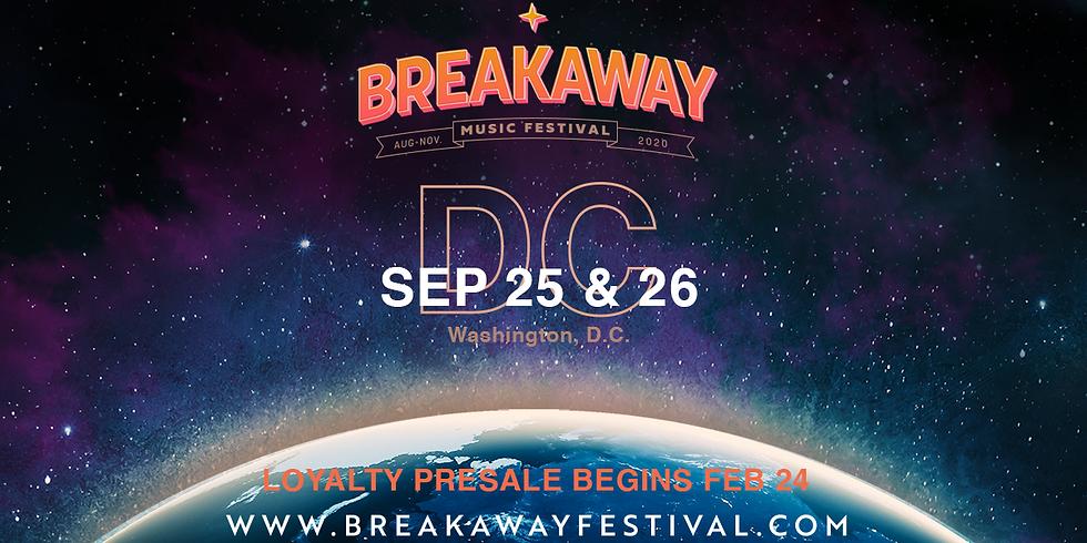 Breakaway Music Festival - D.C.