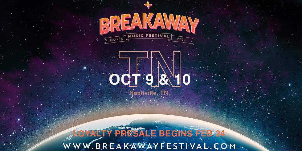 Breakaway Music Festival - Tennessee