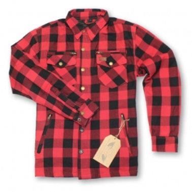 Protective Shirt Rot/Schwarz M11-2024