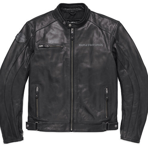 Harley-Davidson Lederjacke Reflective Skull EC 98122-17EM