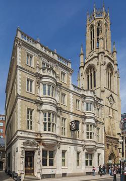187 Fleet street London