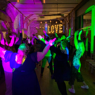 Pentney Abbey Disco
