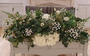Artificial Floral Ceremony/Top Table Spary