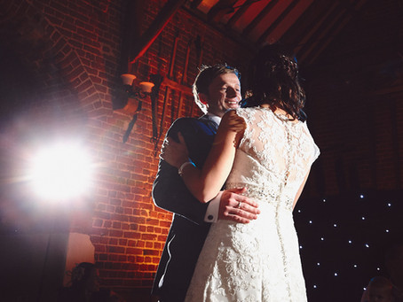How to choose your first dance song for your wedding.