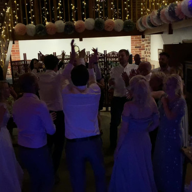 Epic Disco at Chaucer Barn