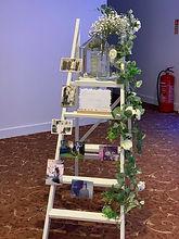 White Memory Ladder