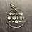 Thumbnail: Personalised Spotify Song or Spotify Playlist Acrylic Keyring