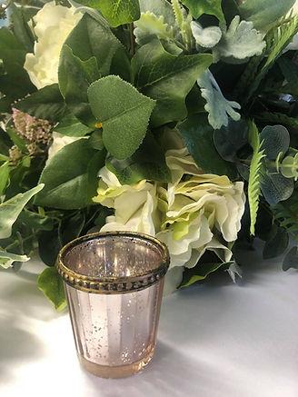 Black Lily Vase