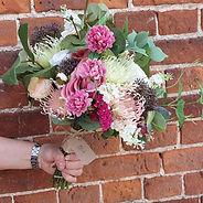 Hire of Artificial Brides Bouquet