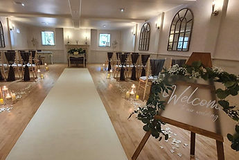 Intimate Weddings are definitely emerging as the new wedding trend and each one feels like a little victory for love over lockdown. If you are planning a Micro Wedding Ceremony then this package is for you.