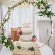 Choice of Cake Stand