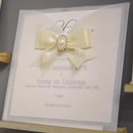 Vellum Wedding Stationery