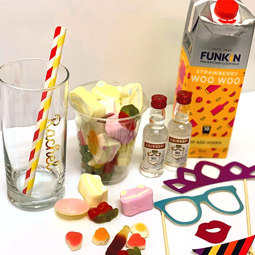 Strawberry Woo Woo Cocktail Party Hamper