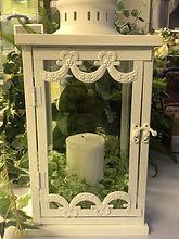 Lantern in White