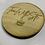 Thumbnail: Personalised Wooden Coaster