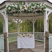 Artificial Floral Arbour Spray