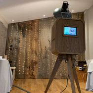 Pentney Abbey Photo Booth