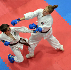 GKR Karate UK Championships