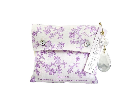 Lollia Lavendar & Honey Bath Salts