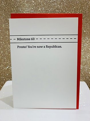 Milestone 60