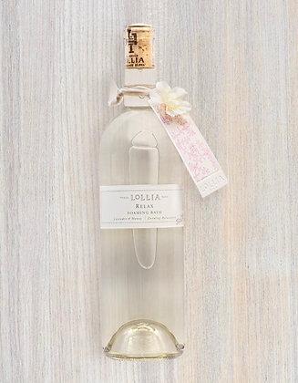 Lollia Lavendar & Honey Foaming Bubble Bath