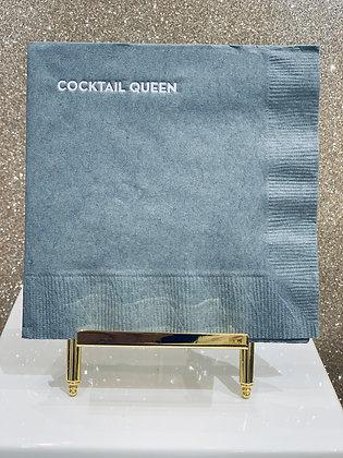 Cocktail Queen Cocktail Napkins
